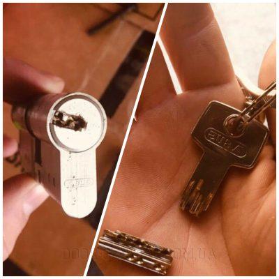 Сломался ключ в замке Днепр картинка